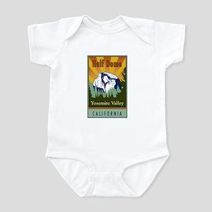 Half Dome Infant Bodysuit