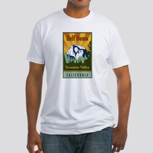 Half Dome Fitted T-Shirt