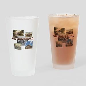 ABH Williamsburg Drinking Glass