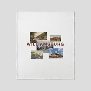 ABH Williamsburg Throw Blanket