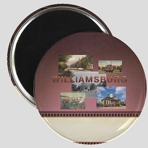 ABH Williamsburg Magnet