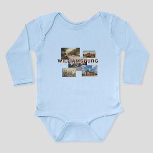 ABH Williamsburg Long Sleeve Infant Bodysuit