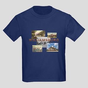 ABH Williamsburg Kids Dark T-Shirt