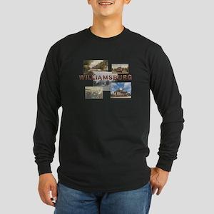 ABH Williamsburg Long Sleeve Dark T-Shirt