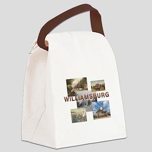 ABH Williamsburg Canvas Lunch Bag