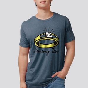 Monopoly - Luxury Tax Mens Tri-blend T-Shirt