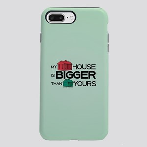 Monopoly - My House Is iPhone 8/7 Plus Tough Case