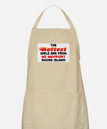 Hot Girls: NS Newport, RI BBQ Apron