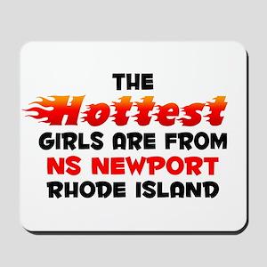 Hot Girls: NS Newport, RI Mousepad