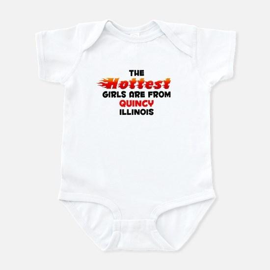 Hot Girls: Quincy, IL Infant Bodysuit