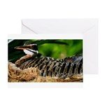 Sunbittern Greeting Card