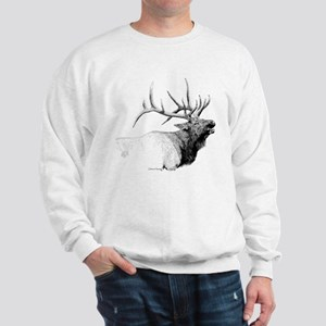 Bull Elk Sweatshirt