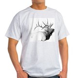 Elk hunting Light T-Shirt