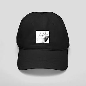 Bull Elk Black Cap