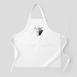 Bull Elk BBQ Apron