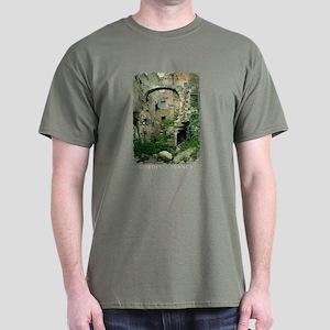 Gordes Arch Dark T-Shirt