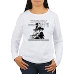 BUILT to DRIVE Women's Long Sleeve T-Shirt