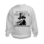 BUILT to DRIVE Kids Sweatshirt