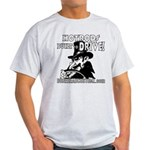 BUILT to DRIVE Light T-Shirt