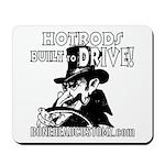 BUILT to DRIVE Mousepad