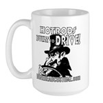 BUILT to DRIVE Large Mug