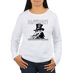 DASTURDLY! Women's Long Sleeve T-Shirt
