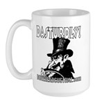 DASTURDLY! Large Mug