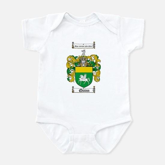 Quinn Family Crest Infant Bodysuit
