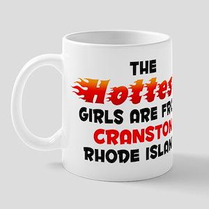 Hot Girls: Cranston, RI Mug