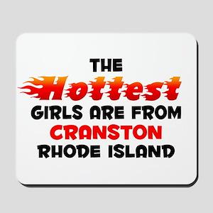 Hot Girls: Cranston, RI Mousepad