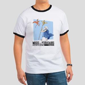 Moses vs. Pterosaurs Ringer T