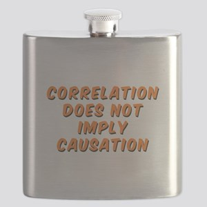Correlation Does Not Imply Causation Flask