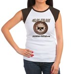GEAR HEAD Women's Cap Sleeve T-Shirt