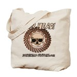 GEAR HEAD Tote Bag