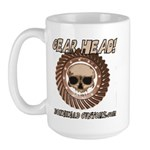 GEAR HEAD Large Mug