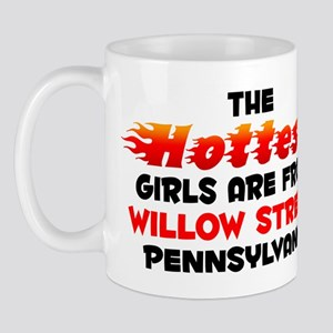 Hot Girls: Willow Stree, PA Mug