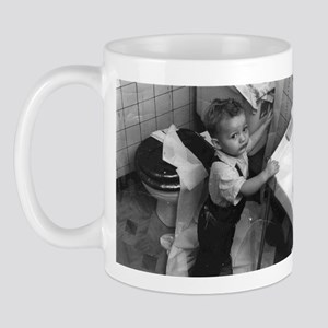 Baby Trouble Mug