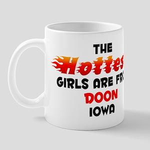 Hot Girls: Doon, IA Mug