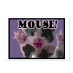 MOUSE! Postcards (Package of 8)