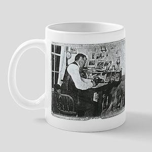 Antique Desk Mug