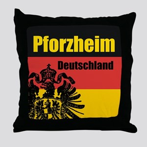 Pforzheim Deutschland Throw Pillow