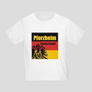 Pforzheim Deutschland  Toddler T-Shirt