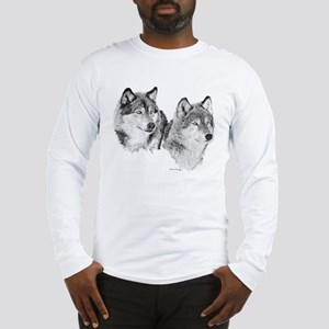 Lone Wolves Long Sleeve T-Shirt