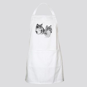 Lone Wolves BBQ Apron