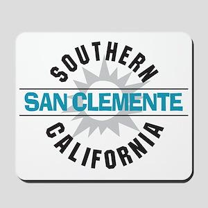 San Clemente California Mousepad