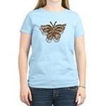 Gold Butterfly Women's Light T-Shirt