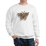 Gold Butterfly Sweatshirt