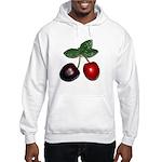 Cherries Hooded Sweatshirt