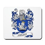 Philips Coat of Arms Mousepad