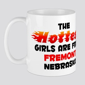 Hot Girls: Fremont, NE Mug